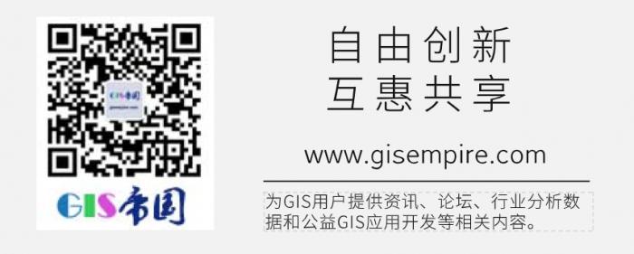 GIS帝国公众号二维码